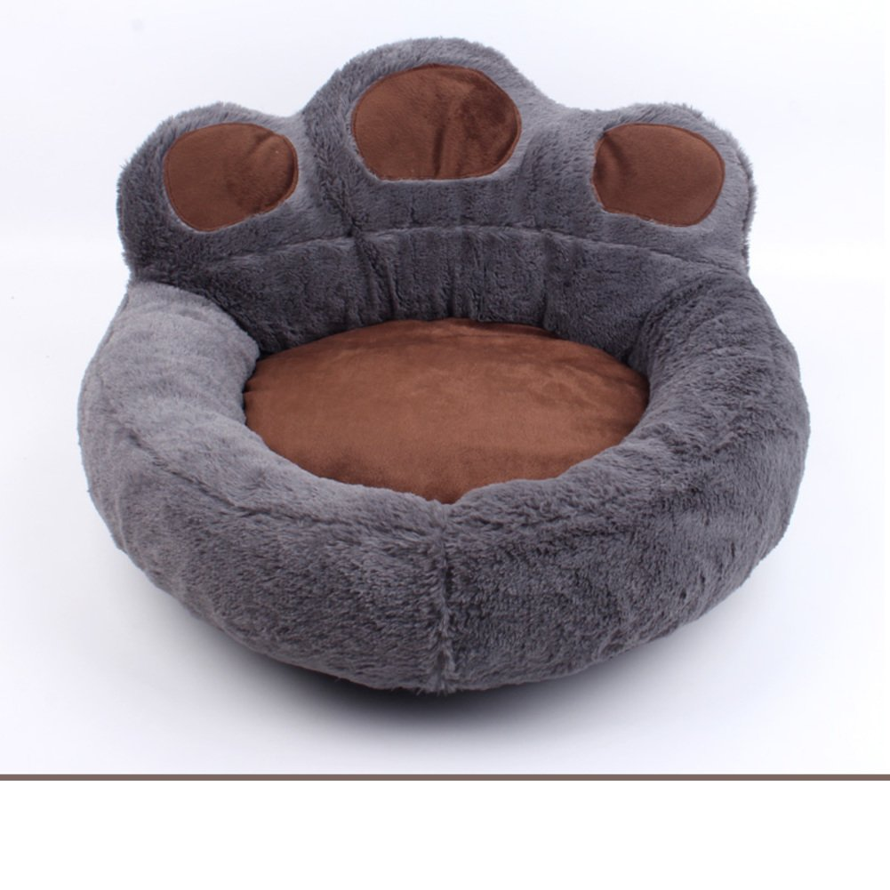 All seasons washable suede kennel warm pet padded nest-D 52x56cm(20x22inch)