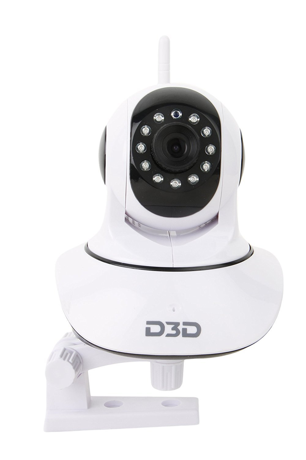 D3D D8810 HD WiFi CCTV Indoor (White)