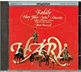 img - for Kodaly: Hary Janos Suite, Hary Janos (Play) (Budapest PO/Ferencsik) book / textbook / text book
