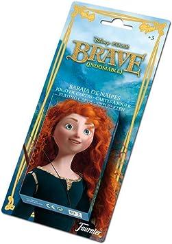 Fournier 43431 - Juego de Mesa Brave Disney Brave (43431) (Importado) - Cartas Brave, Juguete Juego de Mesa A Partir de 6 años: Amazon.es: Juguetes y juegos