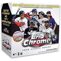 $68 » Topps MLB Chrome Updates Baseball Trading Card Mega Box