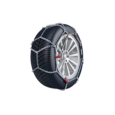KONIG CB-12 090 Snow chains, set of 2: Automotive