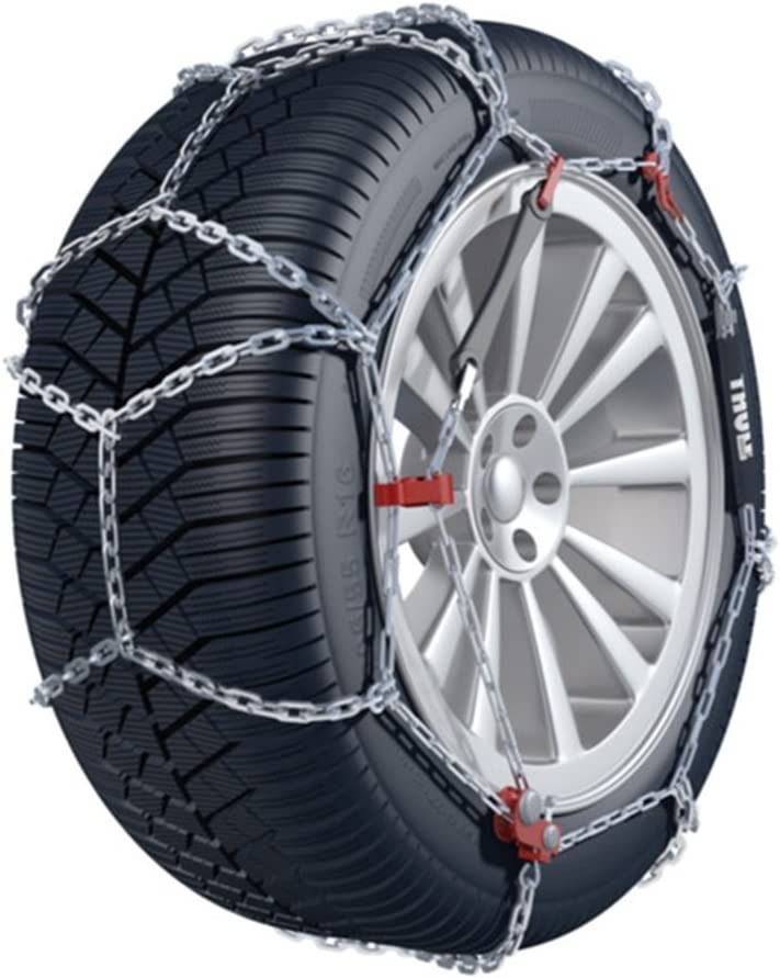 for Tyre Size Fix and Go Pair of Snow Socks alternative to chains 225//45//18 Kit H