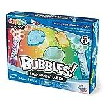 ETA hand2mind Bubbles! Soap Making Kit with 8 Experiments