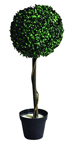 Christmas concepts 71cm solar powered topiary tree in plant pot christmas concepts 71cm solar powered topiary tree in plant pot with warm white led lights aloadofball Choice Image