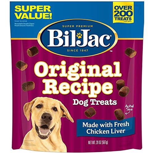 Bil-Jac Liver Dog Treats - 20 oz.