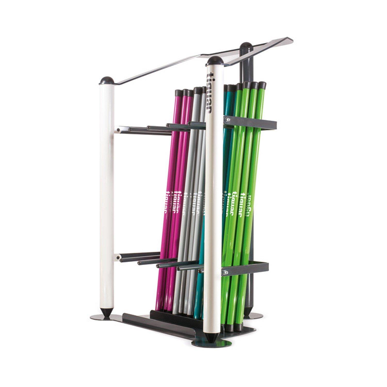 Tiguar Brave Gewichtsstangenständer Aufbewahrung Ordnung Equipment Gewichte