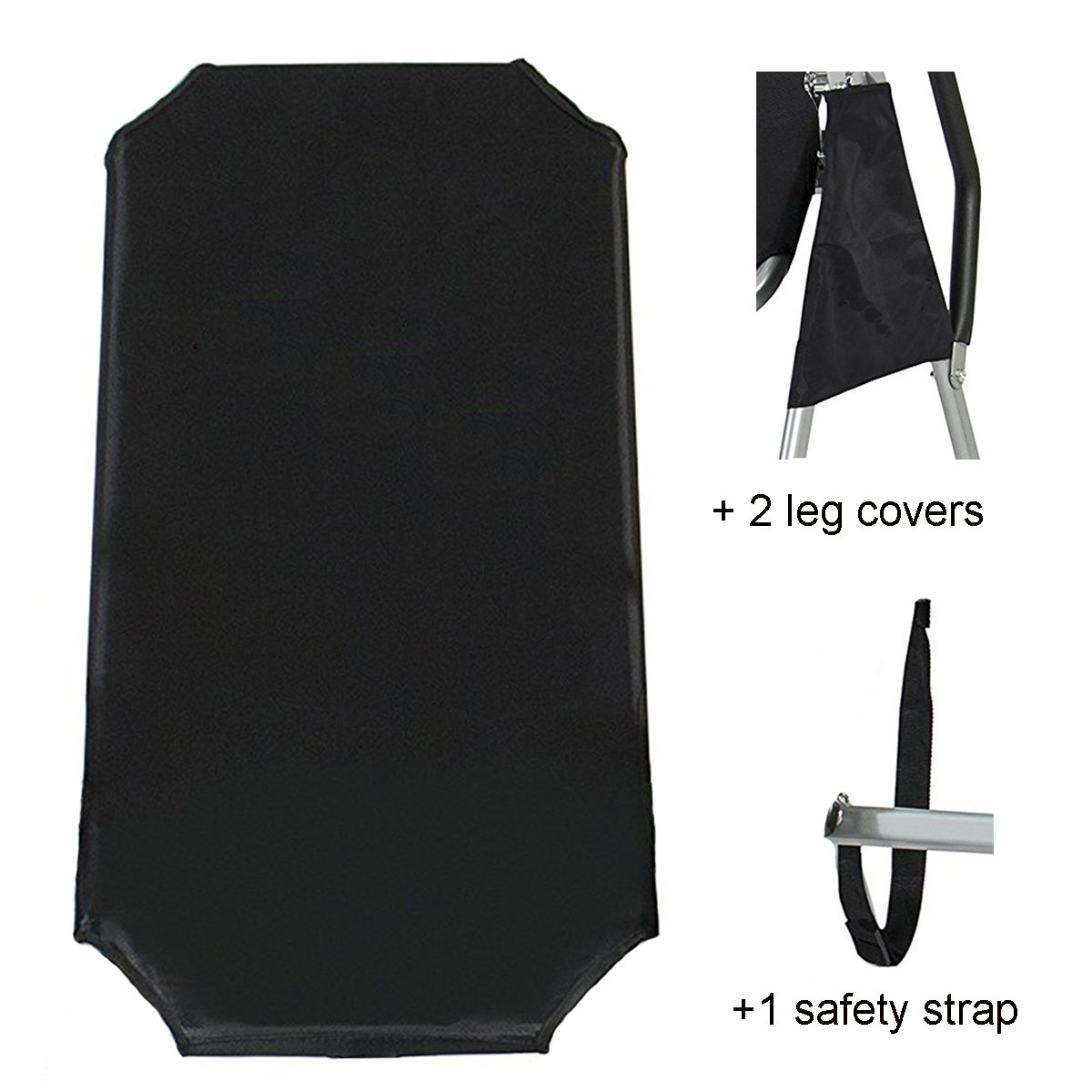 GreenMoon Oxford Cloth Cover for Inversion Table with Safty Strap