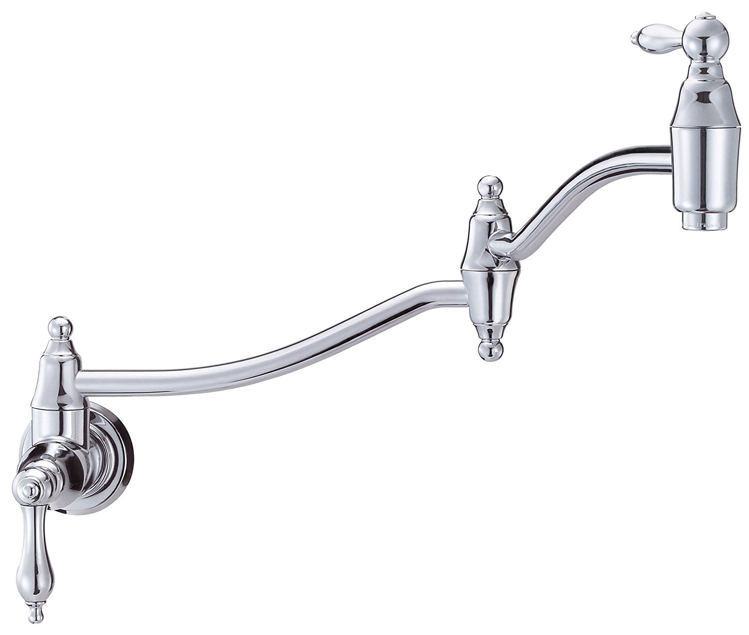 Danze D205040 Fairmont Wall Mount Pot Filler, Chrome by Danze