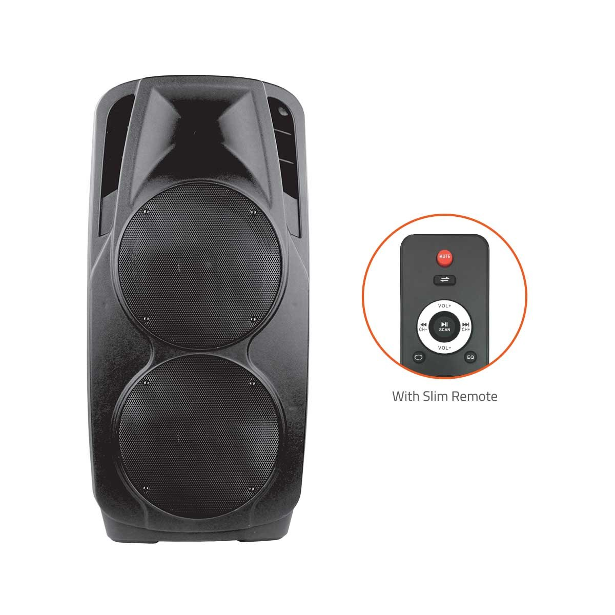 Artis BT927 Outdoor Bluetooth Speaker with USB/FM/TF Card