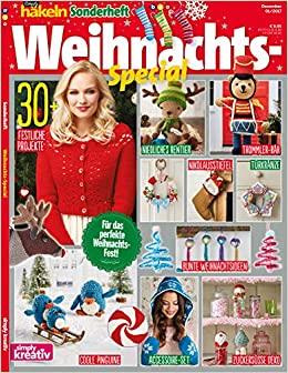 Simply Häkeln Weihnachts Special 4260466393504 Amazoncom Books
