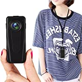 Exinnos F1 HD 1080P Mini Camera Vlog Camera for YouTube Recording 140° Wide Angle Police Camera Security Guard Recorder Wearable Body Camera - Sport Camera & Camcorder - Sport Cameras