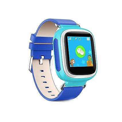 Amazon.com: Reloj inteligente para niños con localizador GPS ...