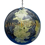 Game of Thrones Map of Westeros Decoupage Ball Christmas Ornament