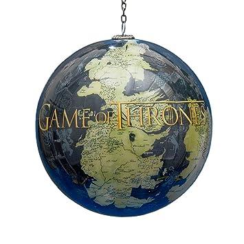 Juego de tronos bola de navidad world map logo amazon juego de tronos bola de navidad world map logo gumiabroncs Choice Image