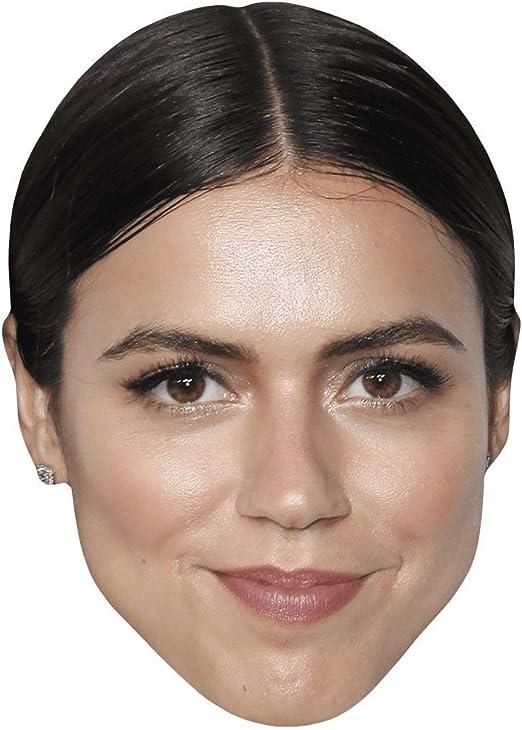 Nena Celebrity Mask Card Face and Fancy Dress Mask