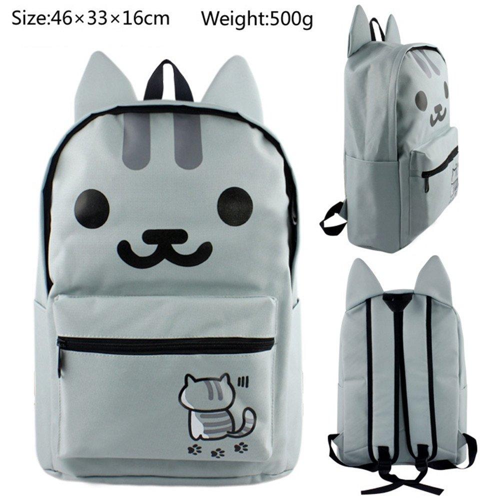 41ec547b8cbc Amazon.com: Siawasey Japanese Anime Cosplay Bookbag Backpack ...