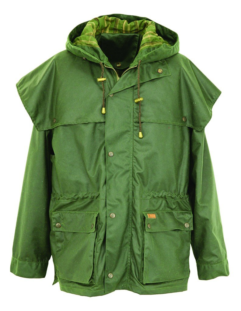 Outback Trading Swagman Jacket MD Brewster Green