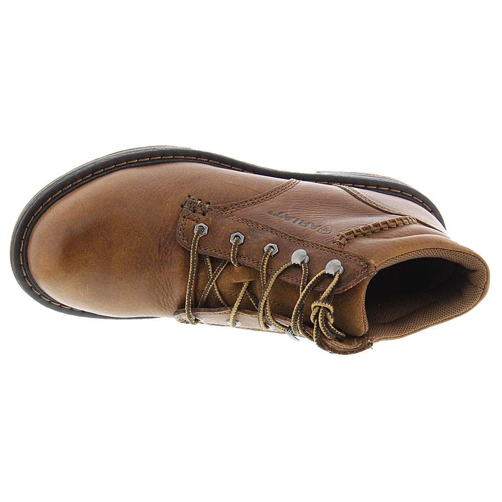 ARIAT Women's Macey Work Boot Composite Toe Peanut 8 M US by ARIAT (Image #1)