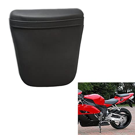 Black Rear Passenger Pillion Seat Cushion For Honda Cbr600rr 2005 2006