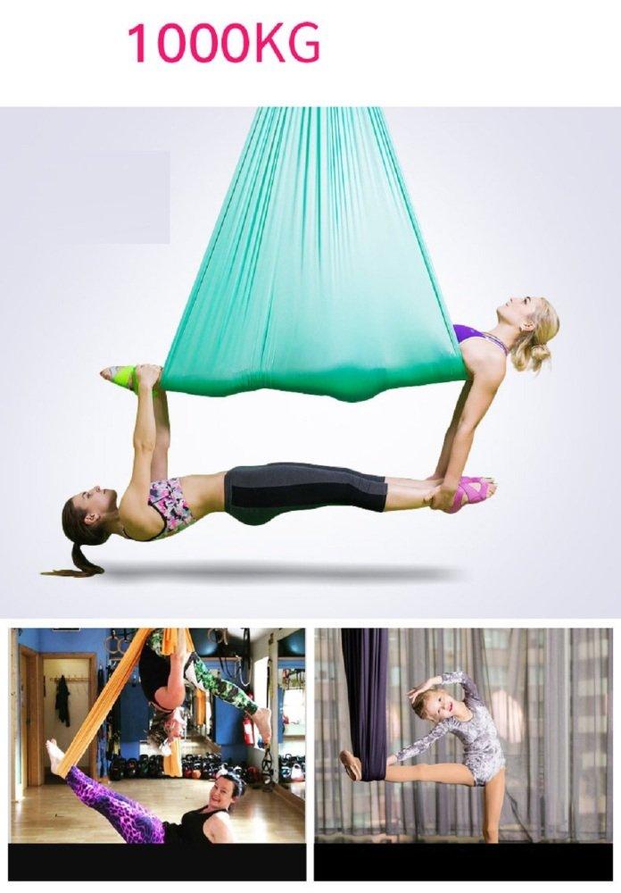 VIO Gravity Aerial Yoga Hammock Stretch Sling paño de honda ...