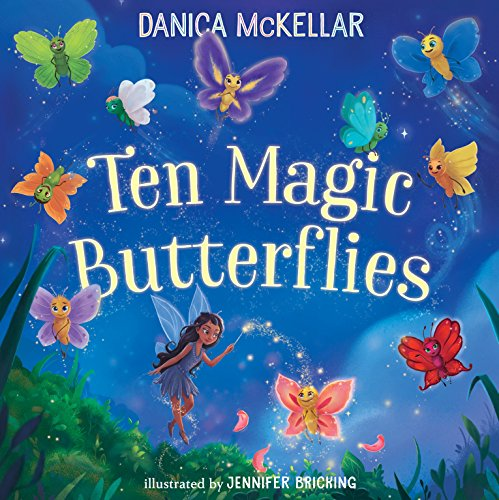 Ten Magic Butterflies by Crown Books for Young Readers (Image #2)