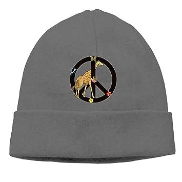 TGSCBN Gorras de béisbol Divertidas Sombreros Jirafa Signo de la ...