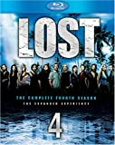 LOST : The Complete Fourth Season BluRay Video Discs [Blu-ray]