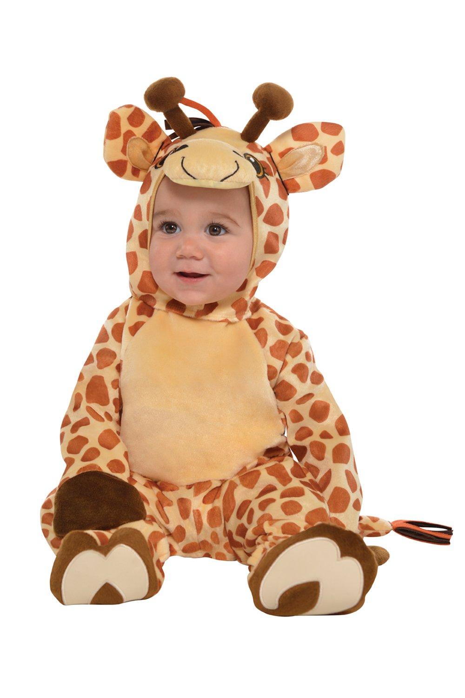 Kleine Giraffe Kostü m Baby Amscan