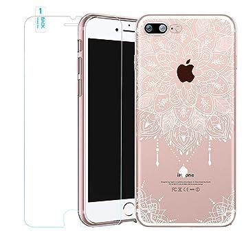 Bestsky iPhone 6S móvil con Tanque Cristal, iPhone 6 Funda ...