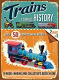 img - for Trains: A Complete History book / textbook / text book