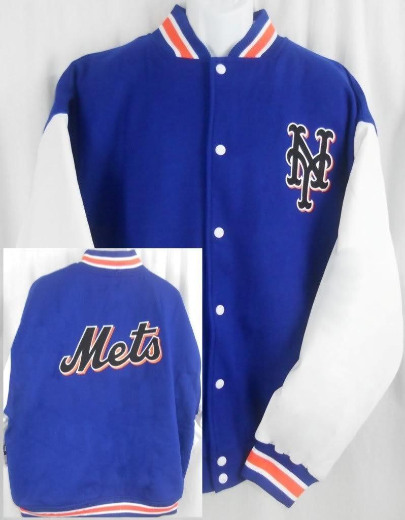 Amazon.com: New York Mets Mlb para hombre lana/poliéster ...
