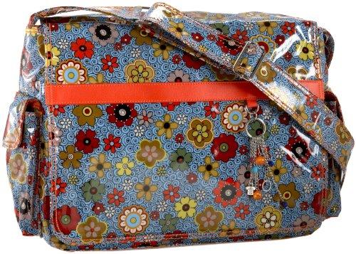 Hadaki Multitasker Laptop Pod, Floral Swirl