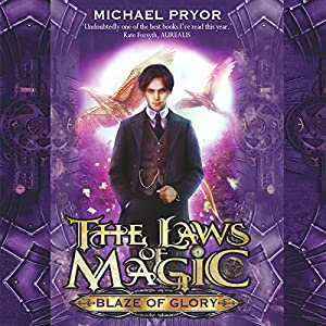Blaze of Glory Audiobook