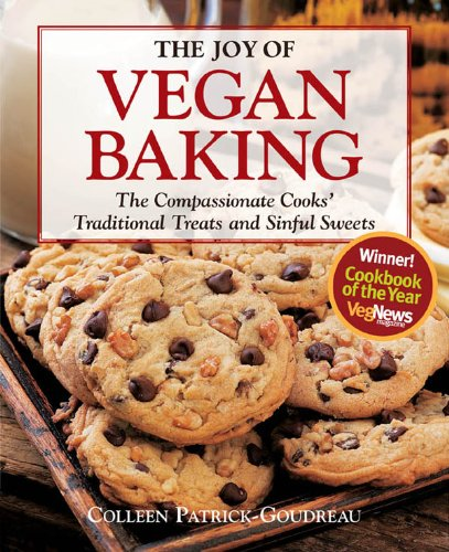 Joy Vegan Baking Compassionate Traditional ebook product image
