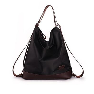 Amazon.com: Good Bag Women's Excellent Nylon Tote Bag ...