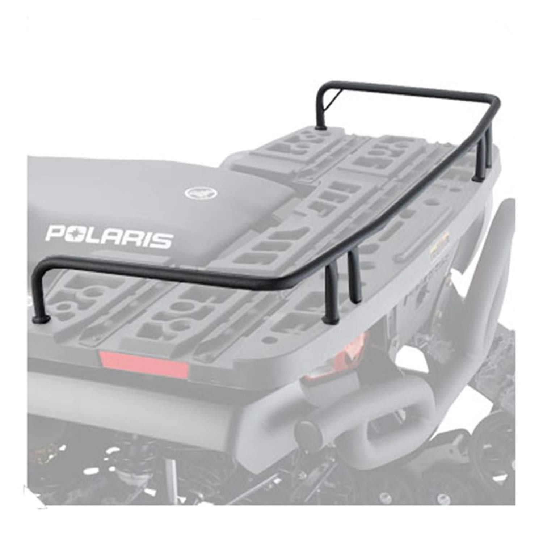 Polaris Sportsman Rear Rack Extender. Powder Coated Steel. 2878045