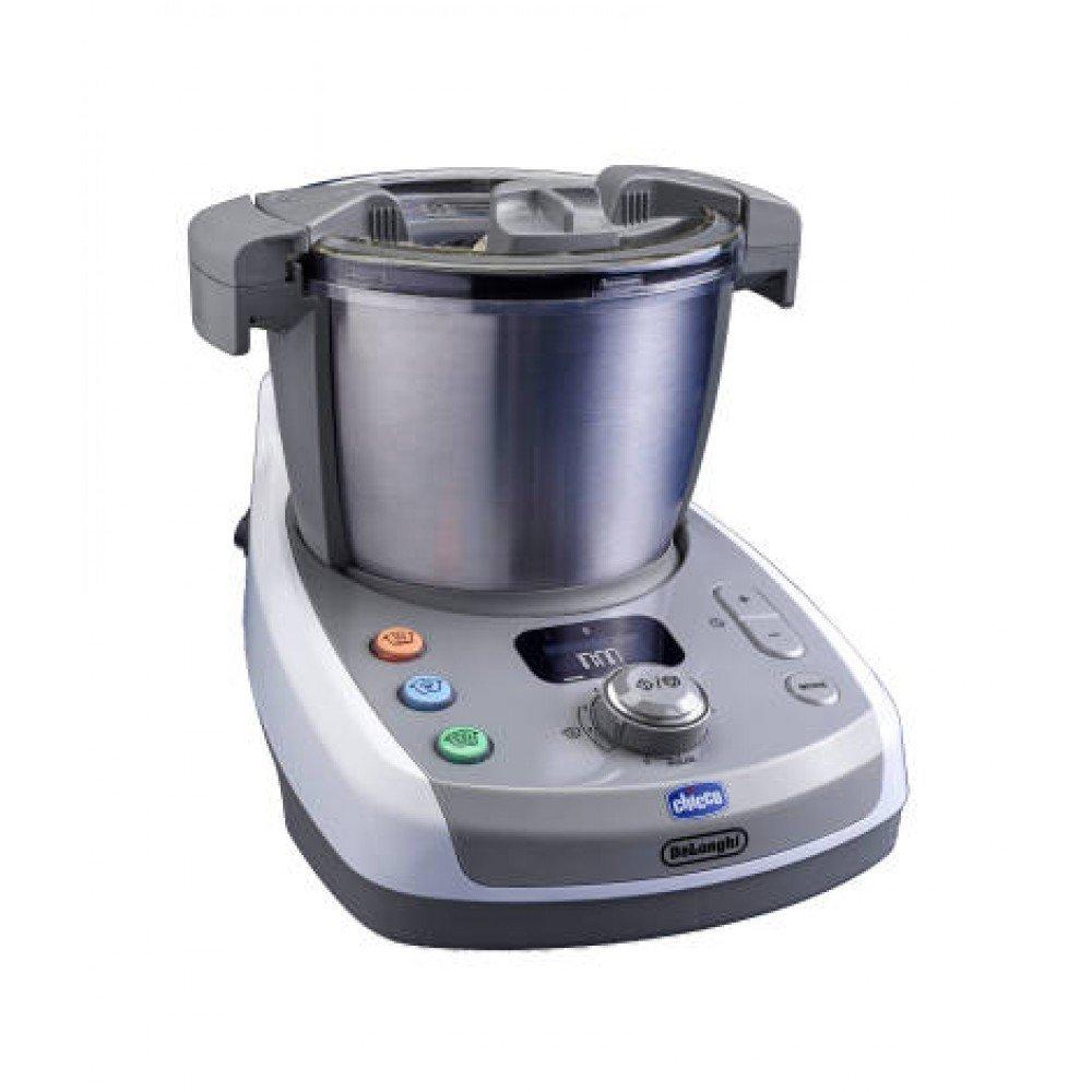 Chicco DeLonghi & Me Baby Meal Robot Da Cucina Con Cottura Colore ...