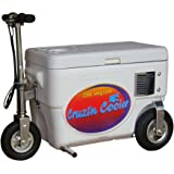 White Cooler Scooter - 1000w