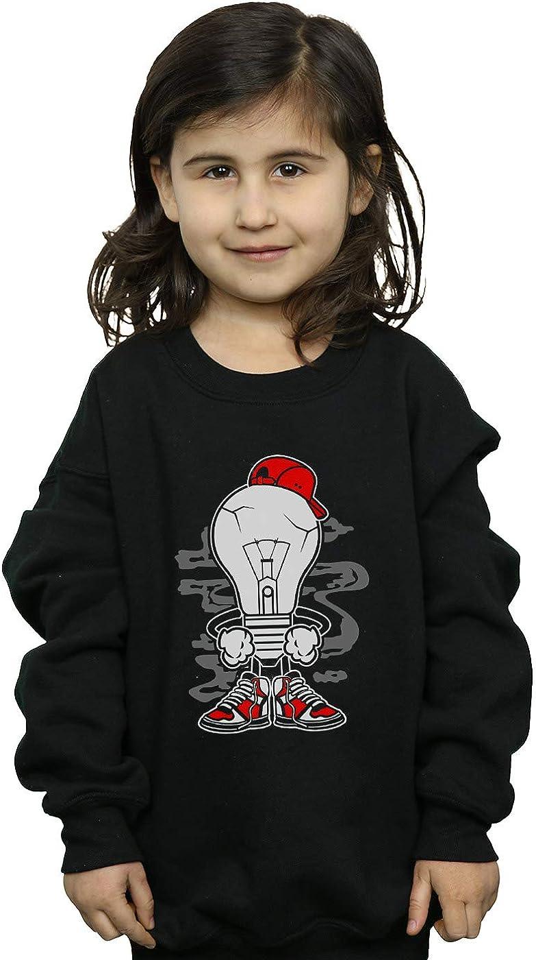 Absolute Cult Drewbacca Girls Light Boy Sweatshirt
