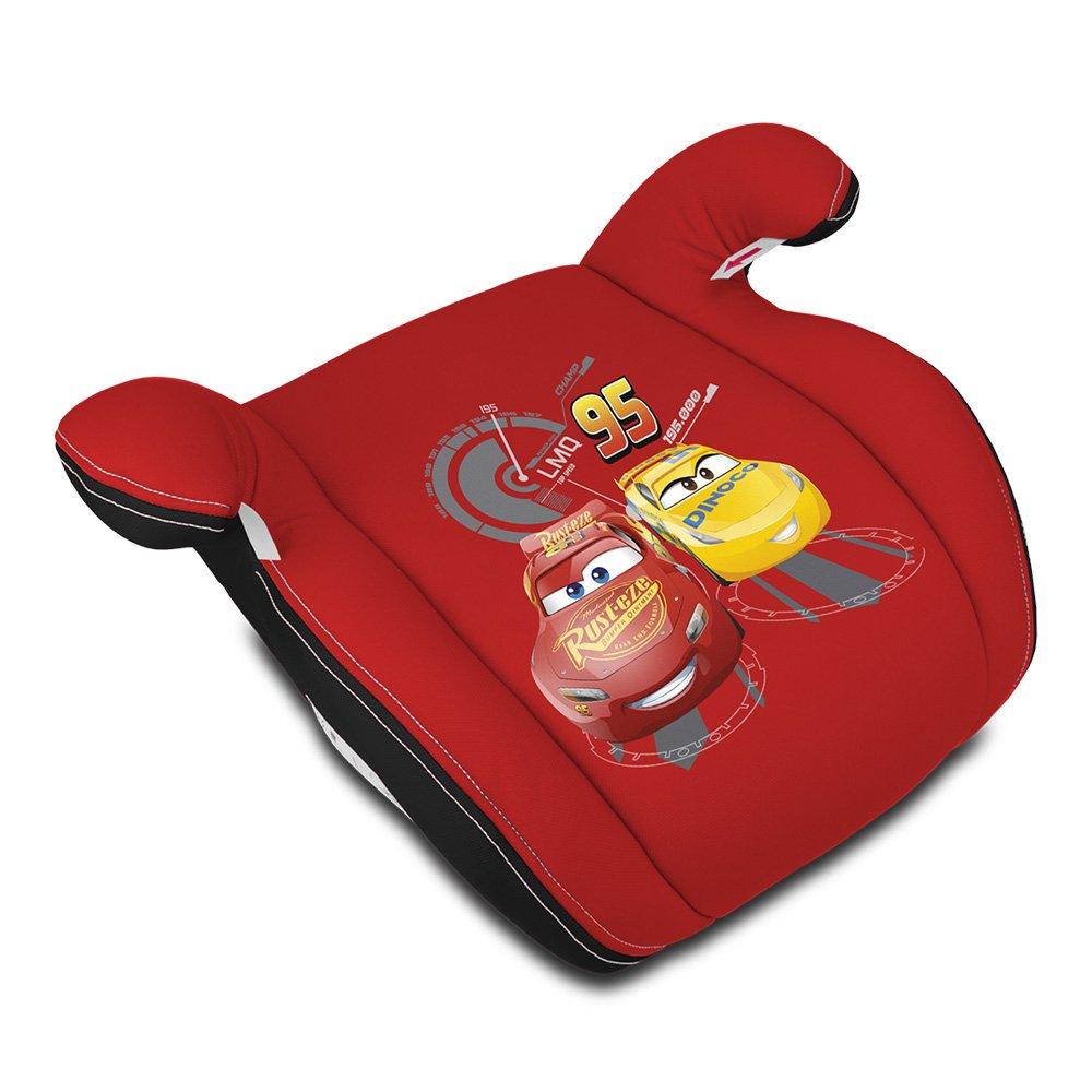 Sillita de auto Hello Kitty para niños, alzador - rosa y negro - 6 años o más ABC PARTS KIT4044