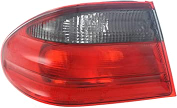 Outer Tail Light Lamp Passenger RH Right for E320 E430 E55 AMG Avantgarde