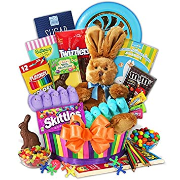 Ultimate easter gift basket amazon grocery gourmet food ultimate easter gift basket negle Image collections