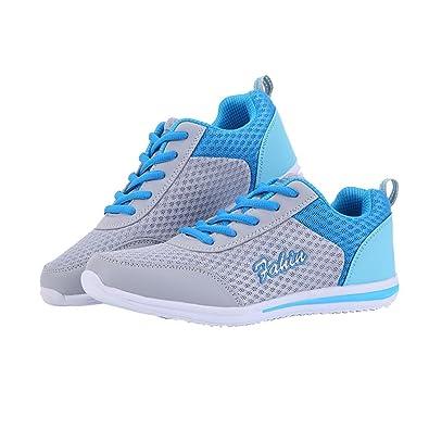 Damen Sneakers Top Turnschuhe High Laufschuhe Dogzi 0kwP8nO