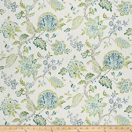 Fabricut Colrain Floral Oasis (Oasis Valance)