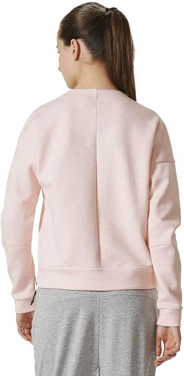 adidas Damen Stadium Hoodie Sweatshirt Pink