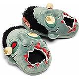 Soondar Zombie Plush Slippers (pair)