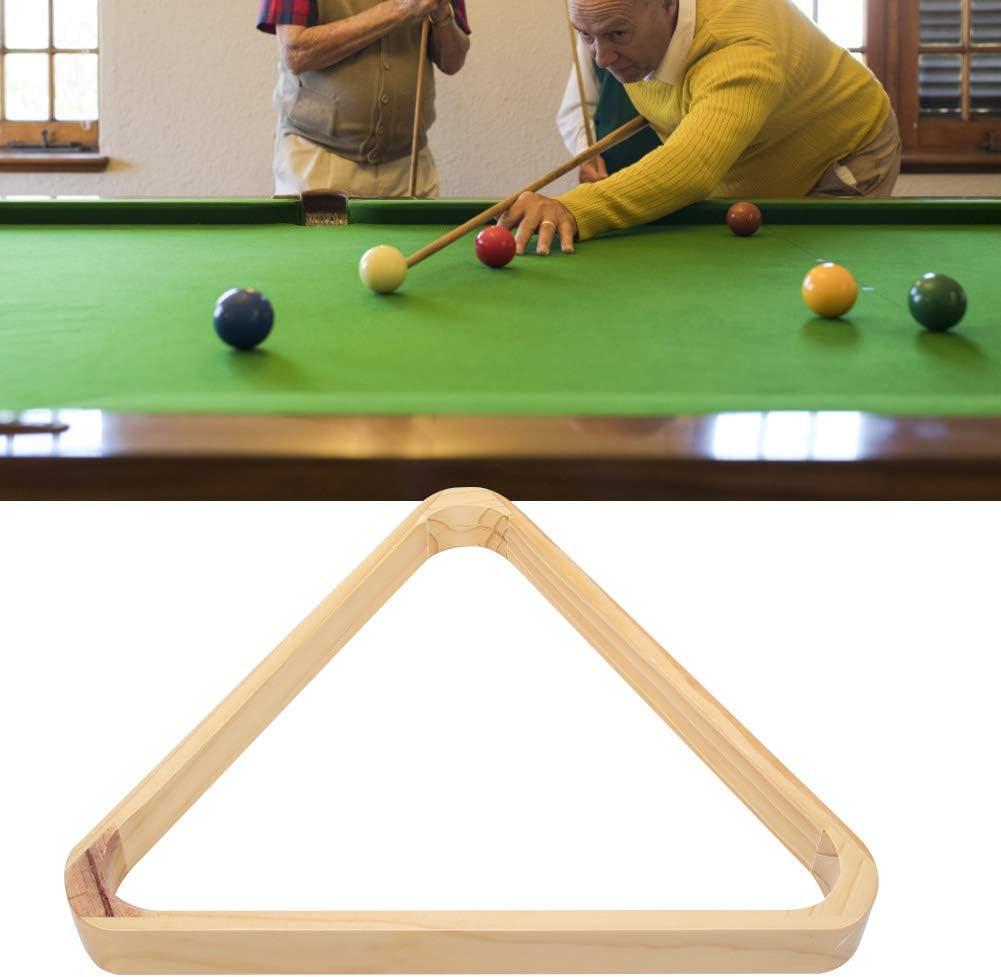 Leyee - Soporte para pelotas de billar, profesional, de madera ...