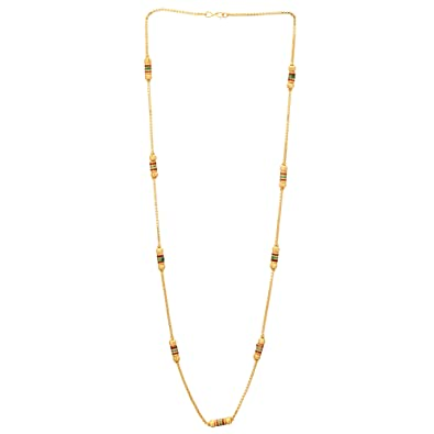 Gold Chain Designs For Women