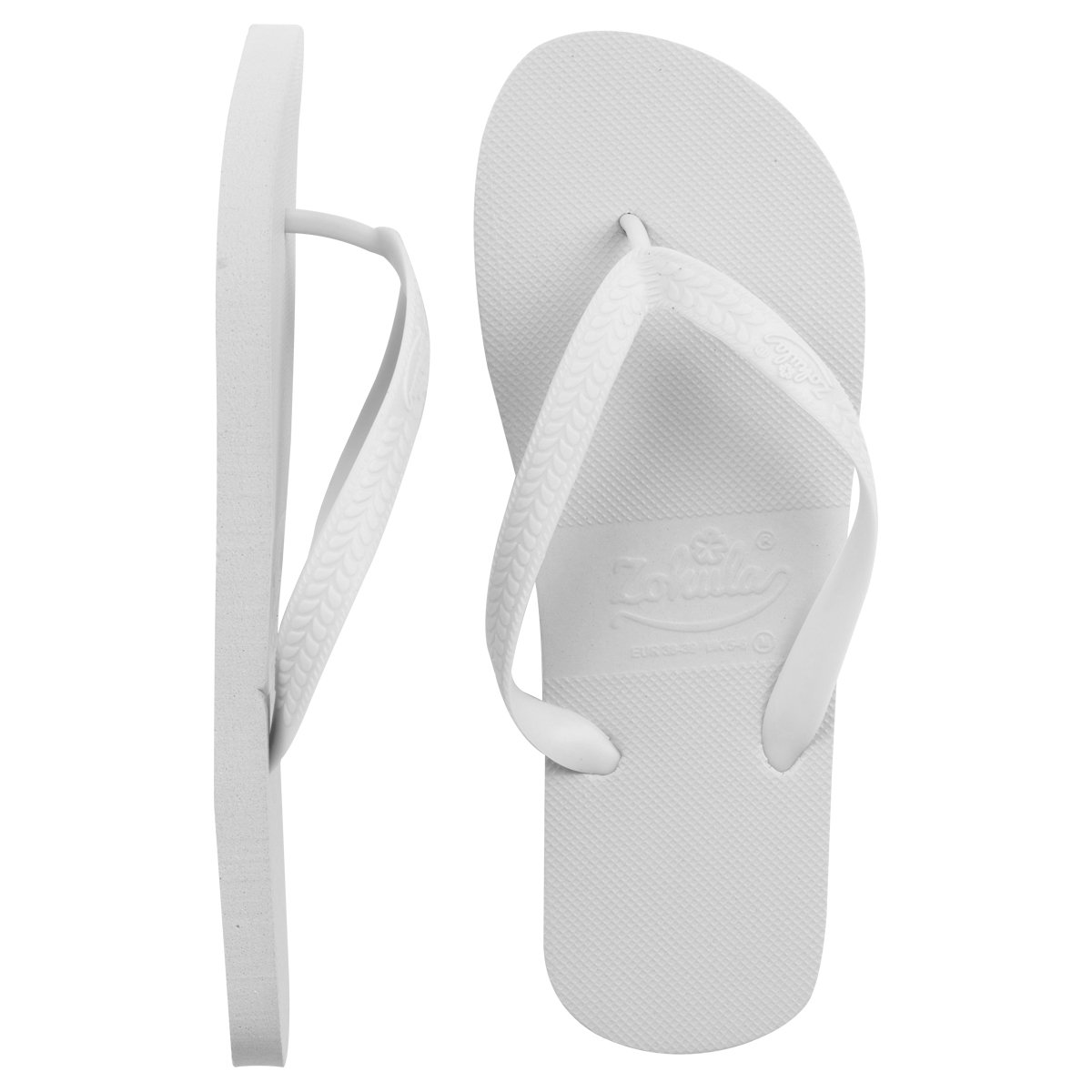 bb14b27df Zohula White Originals Party Pack - 20 Pairs Mixed Sizes - Sx3 Mx12 Lx5  Including Wicker Basket  Amazon.co.uk  Shoes   Bags